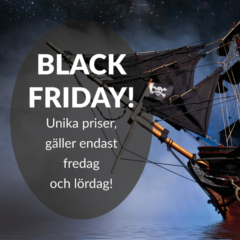 Black Friday - 24-25 november