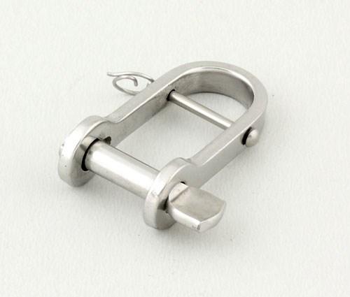 Nyckelschackel med pinne.
