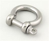 Lyrschackel 12mm, smidd