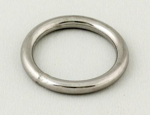 Ring rostfri 5mm inv 41mm