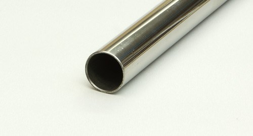 Rör rostfritt 25mm, 0.5m