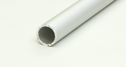 Rör aluminium 22mm, 2m