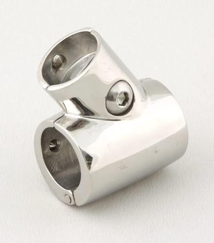T-koppling 25mm 60°, delbar