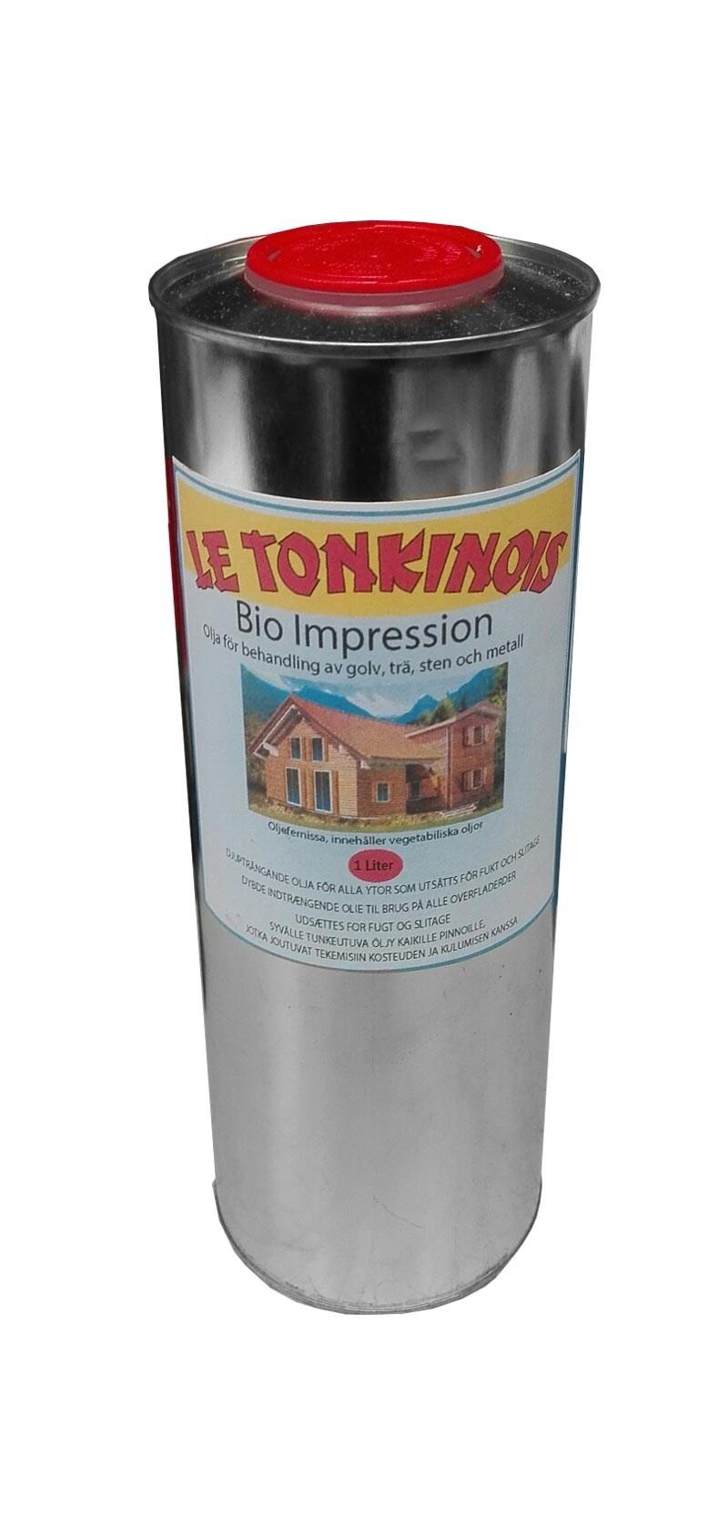 Le Tonkinios Bio Impression 1 liter
