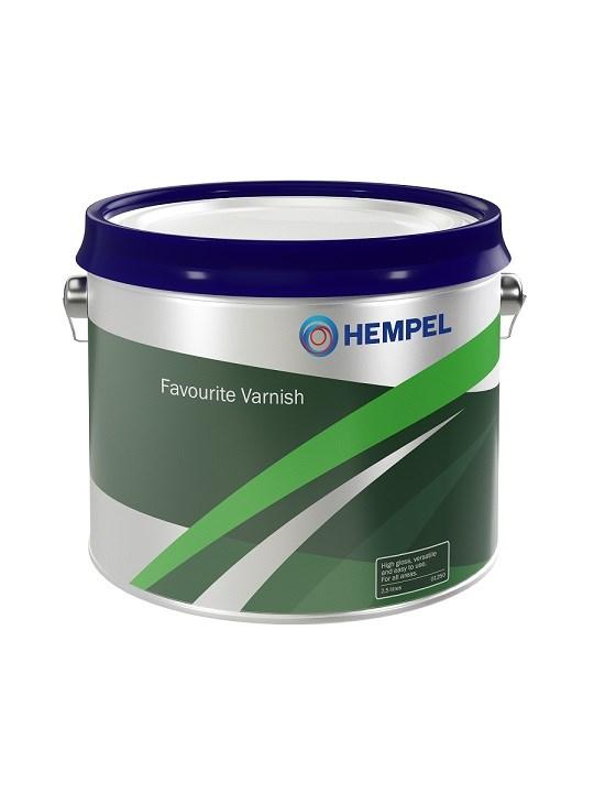 Hempel Favourite Varnish  2.5liter