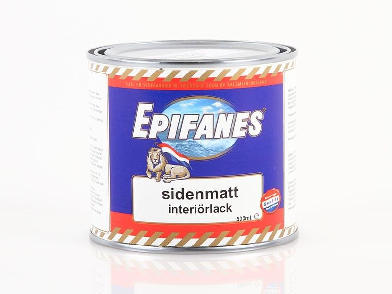 Epifanes sidenmatt interiörlack 0.5 liter