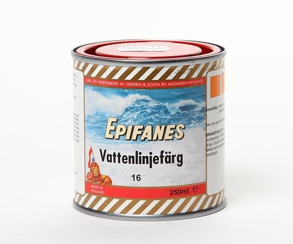 Epifanes lack röd, 250ml