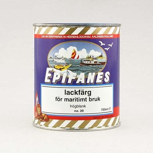 Epifanes lack HR-Blå 750ml