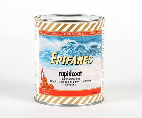 Epifanes Rapid Coat 750ml, halvblank