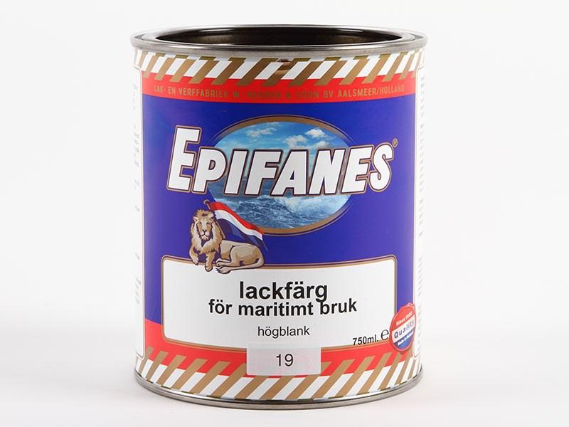 Epifanes lack Svart 750ml