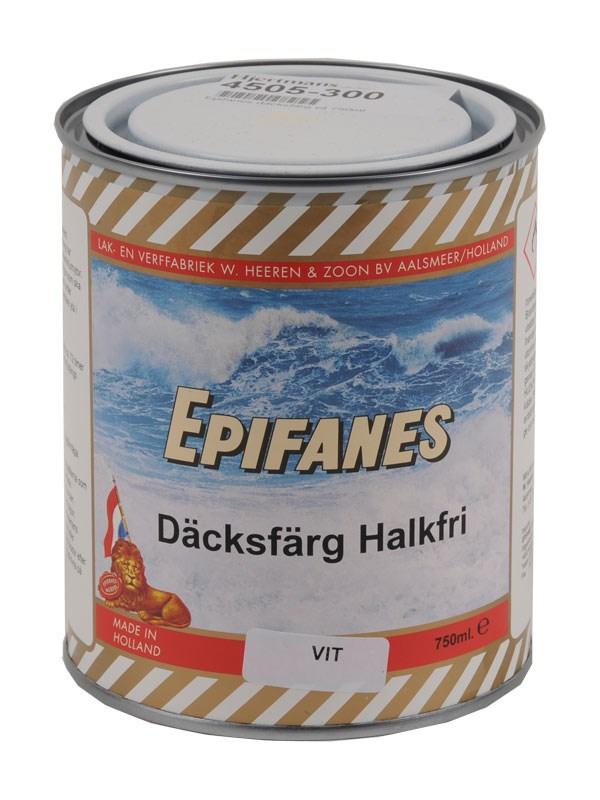Epifanes däcksfärg vit 750ml