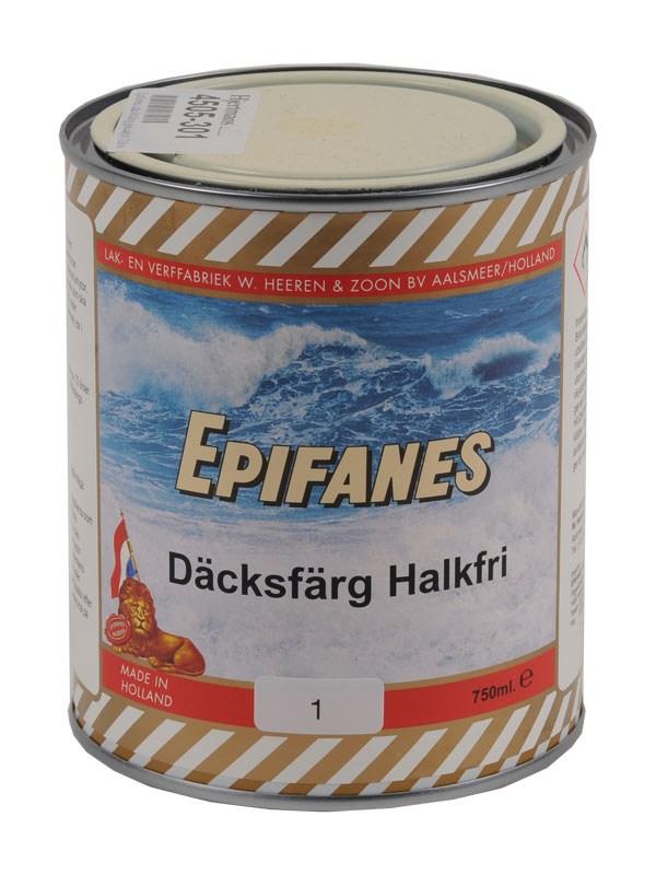 Epifanes däcksfärg Cream 750ml