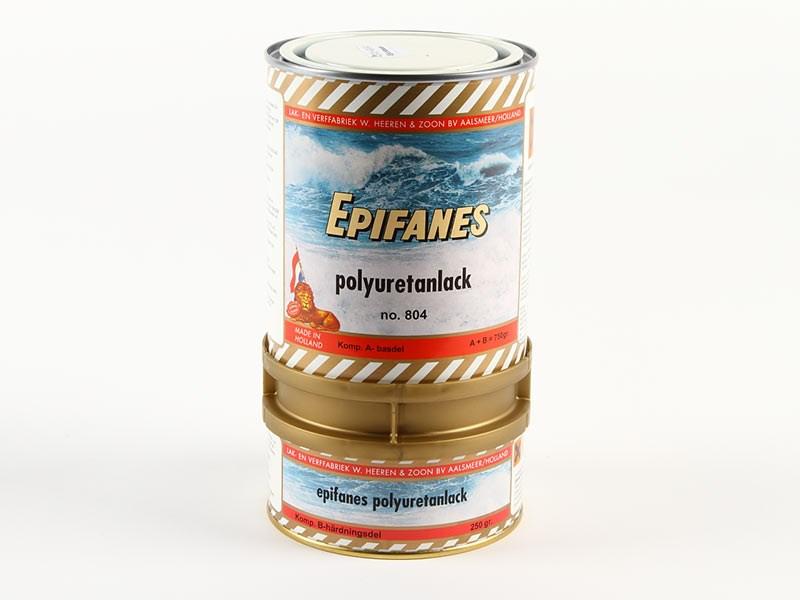 Epifanes Polyuretanlack Snäckvit 750gr.