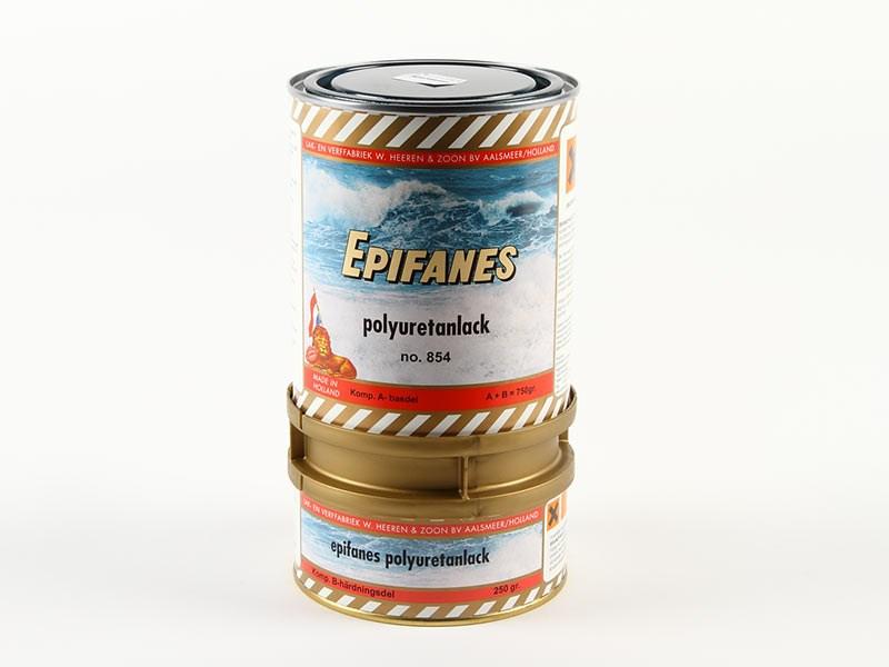Epifanes Polyuretanlack marinblå 750gr.