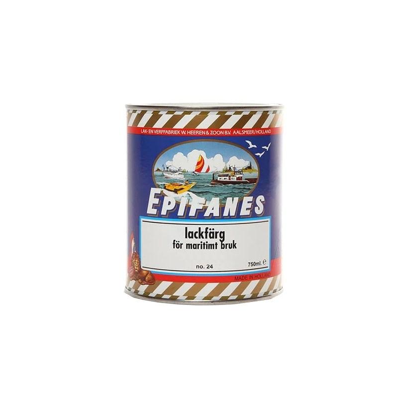 Epifanes äggskalsvit sidenmatt 750ml nr 24