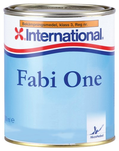 Fabi One blå 750ml