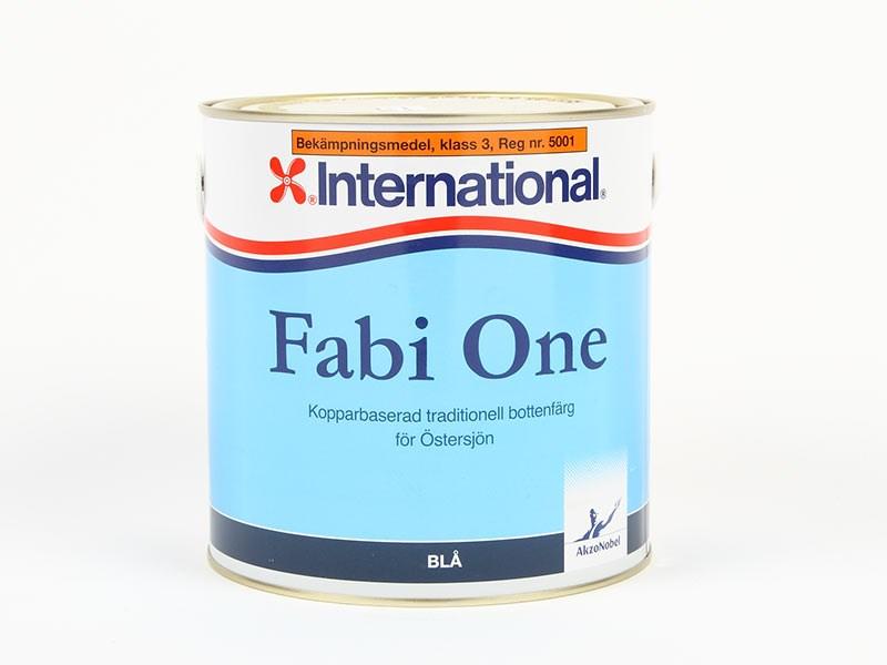 Fabi One blå 2.5lit