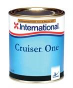 Cruiser One svart 2.5lit