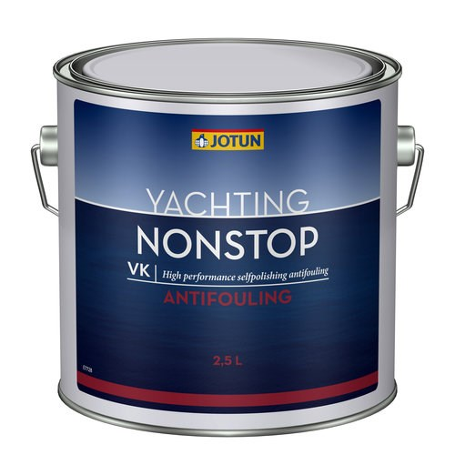 Jotun Nonstop VK svart 2.5liter
