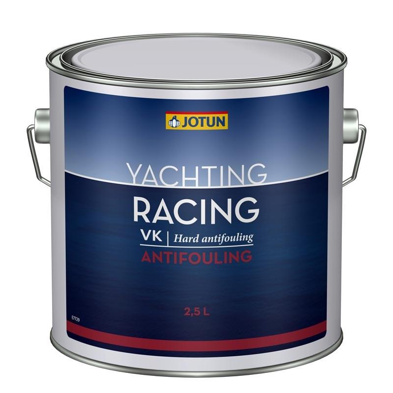 Jotun Racing VK Vit 2,5 liter