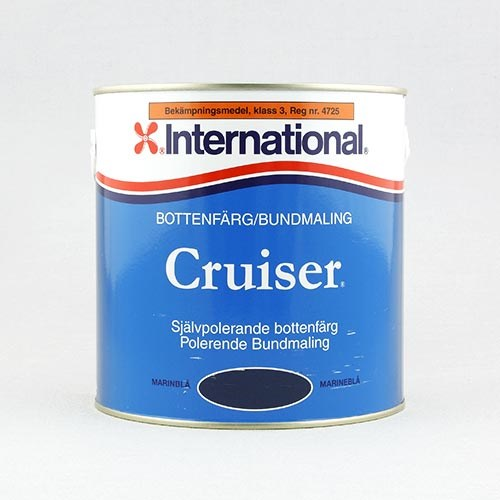 Cruiser Polishing AF marinblå 2.5liter