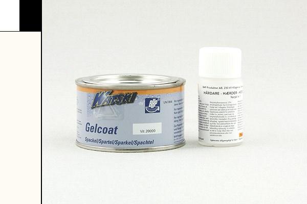 Gelcoatspackel 9650 Vit Bavaria<03