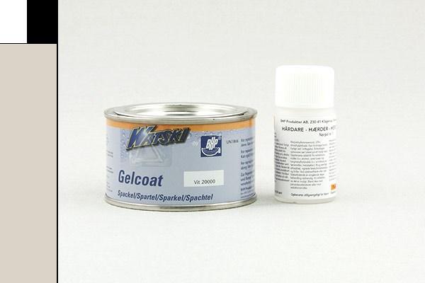 Gelcoatspackel 803 Grå