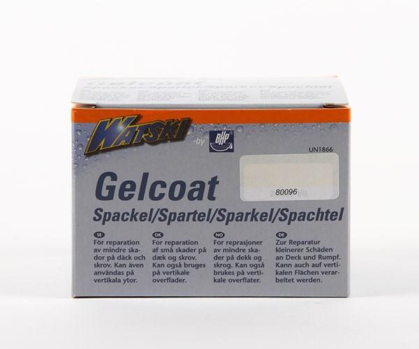 Gelcoatspackel 80096 Skumvit/benvit