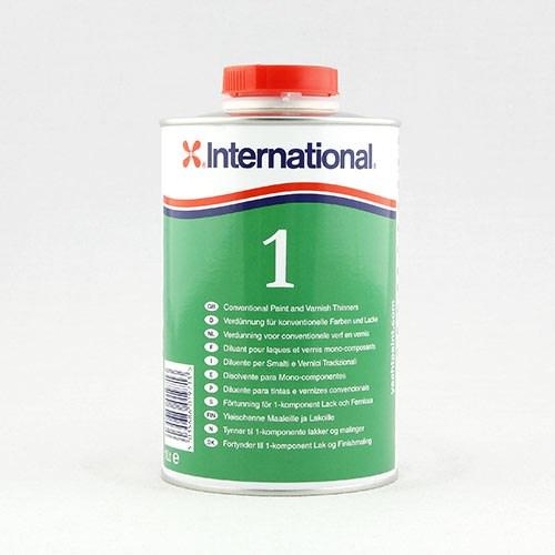 International lackförtunning nr 1 1lit
