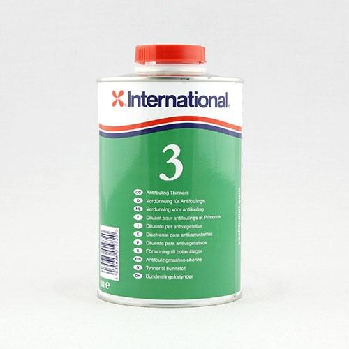 International bottenfärgsförtunning nr 3 1lit