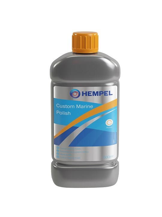 Hempel Custom Marine Polish 500ml