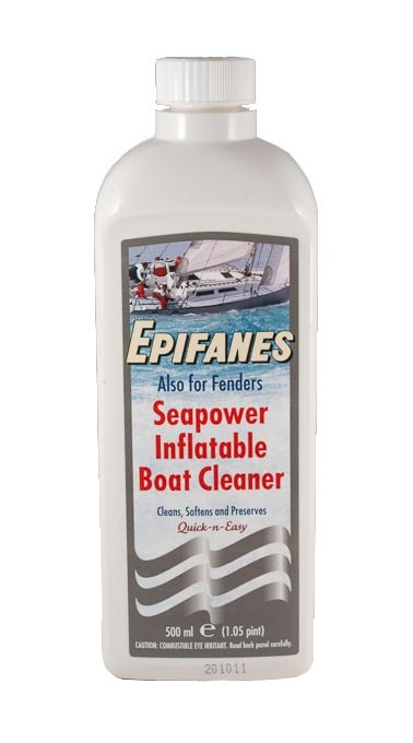 Epifanes gummibåtsrengöring 500ml