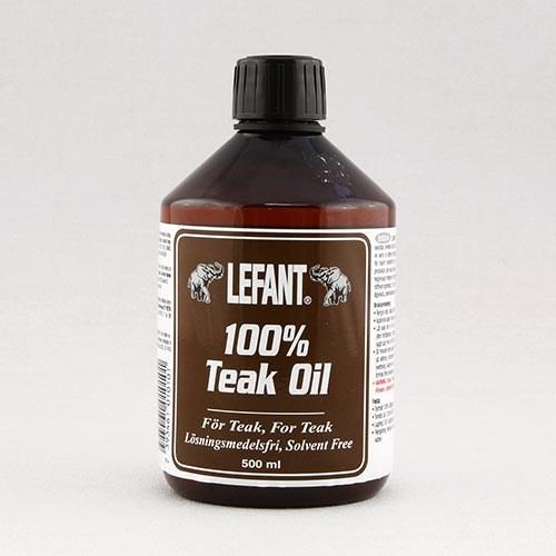 Lefant Teak Oil 500ml