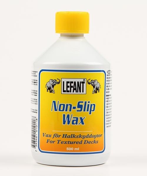 Lefant Non-Slip Wax/däck 500ml