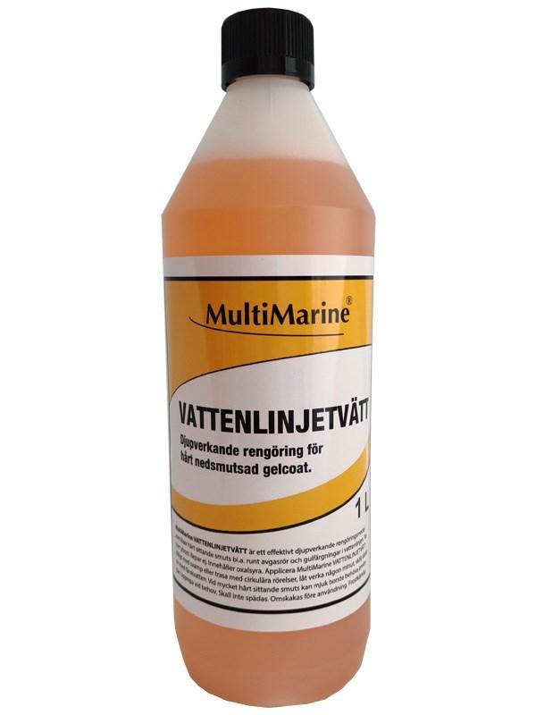 MultiMarine Vattenlinjetvätt 1liter
