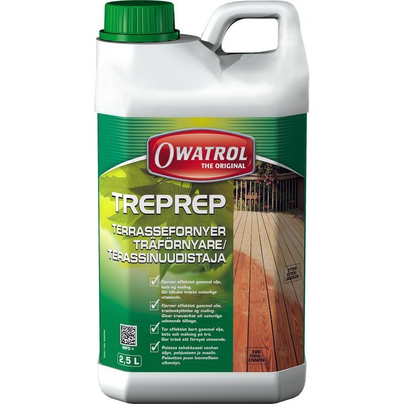 Owatrol deep cleaner 2.5liter