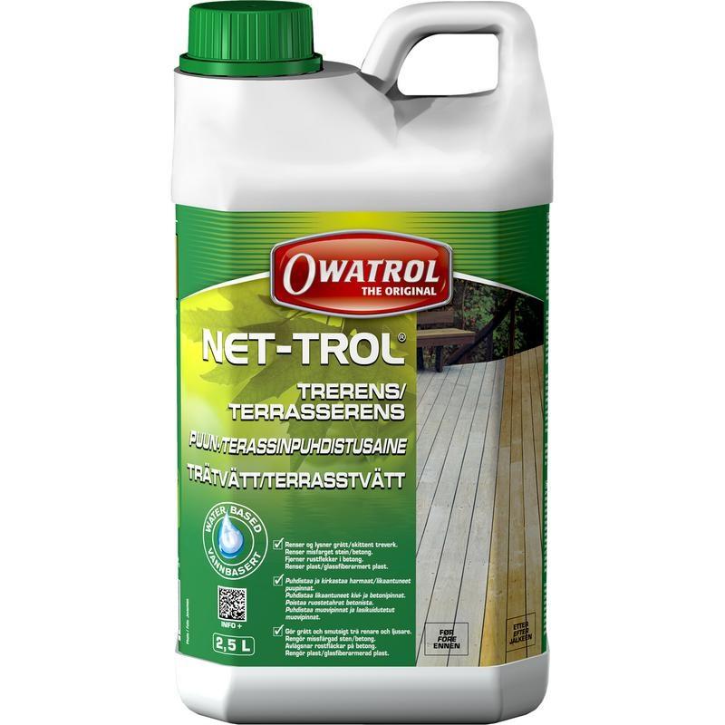 Owatrol Trätvätt/deck cleaner 2.5 lit