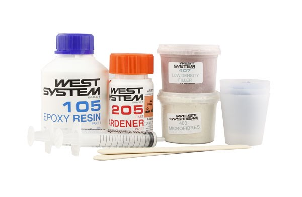 West System 101 Mini rep-sats