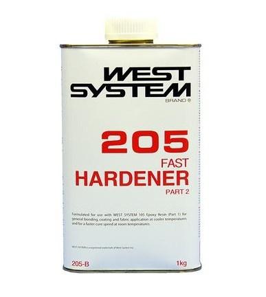 Härdare 205 snabb 1kg (B-pack)