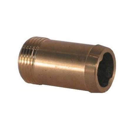 Slangnippel 1 1/4 tum  38mm