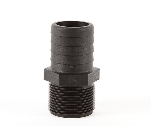 Trudesign Slangnippel 1 1/4 tum 38mm