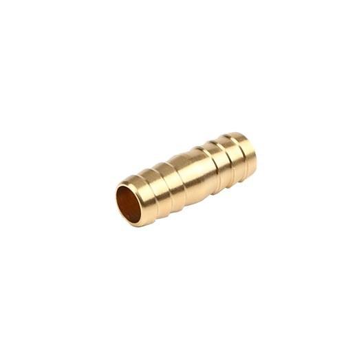 Skarvrör mässing 16mm