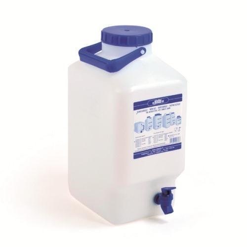Vattendunk med kran 10liter