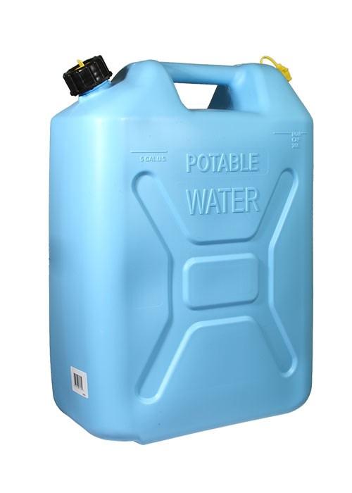 Vattendunk med pip 20 liter