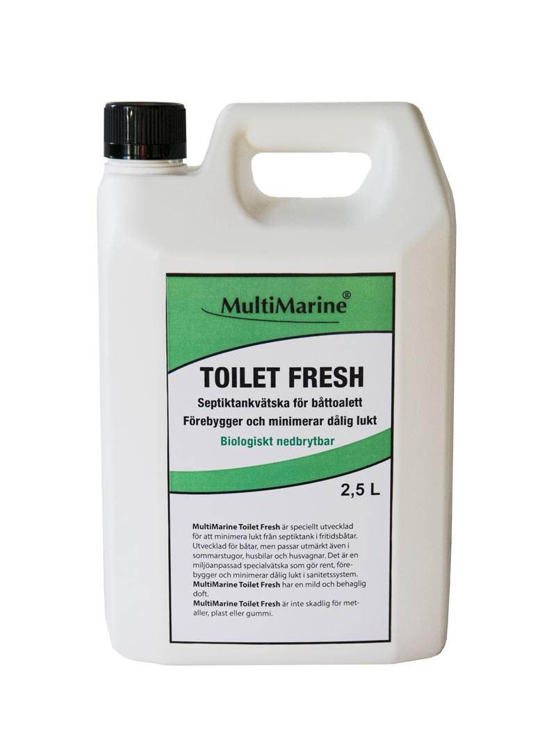 Multimarine Toilet Fresh 2.5liter