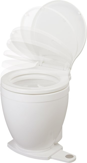 Toalett Jabsco 12V Lite Flush