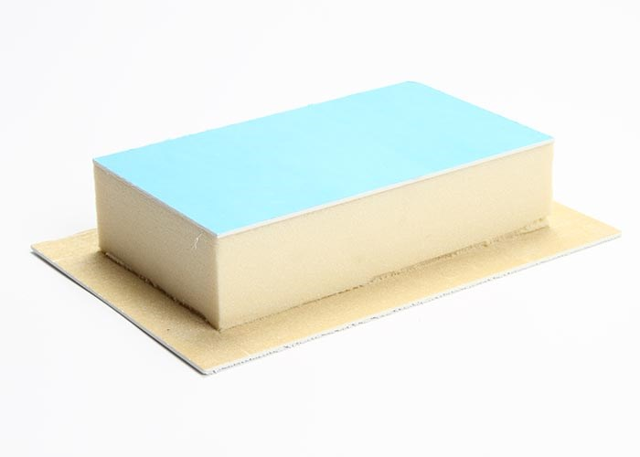 Täckplatta Supercool-Isotherm