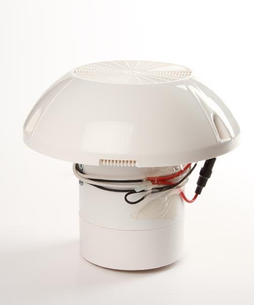 Ventilator med elfläkt 12V