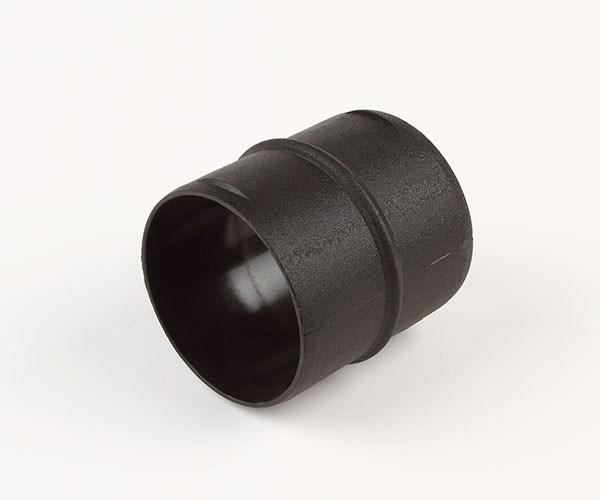 Skarvrör varmluftslang 75mm