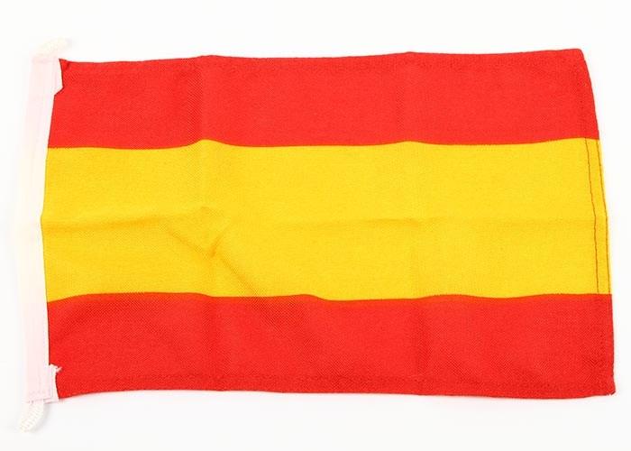 Gästflagga Spanien